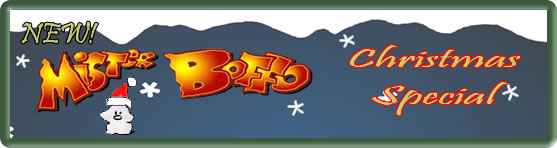 Mister Boffo Christmas Special