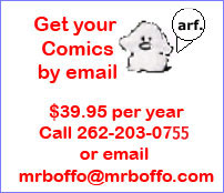 Click Here to get comics by email